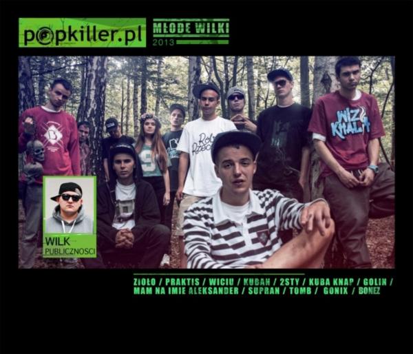 Popkiller – Młode Wilki 2013 1