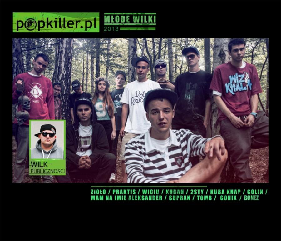 Popkiller - Młode Wilki 2013