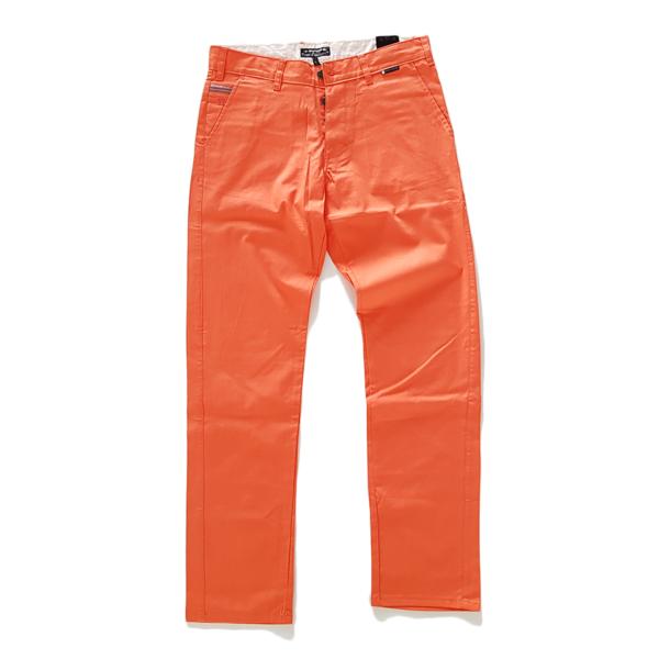Spodnie TURBOKOLOR chinos – orange 1