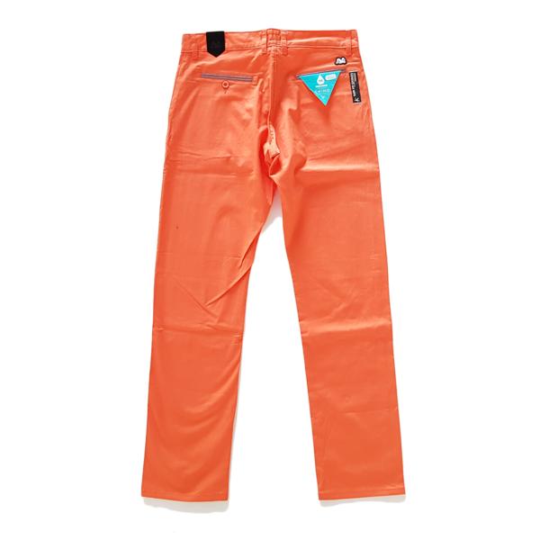 Spodnie TURBOKOLOR chinos – orange 2