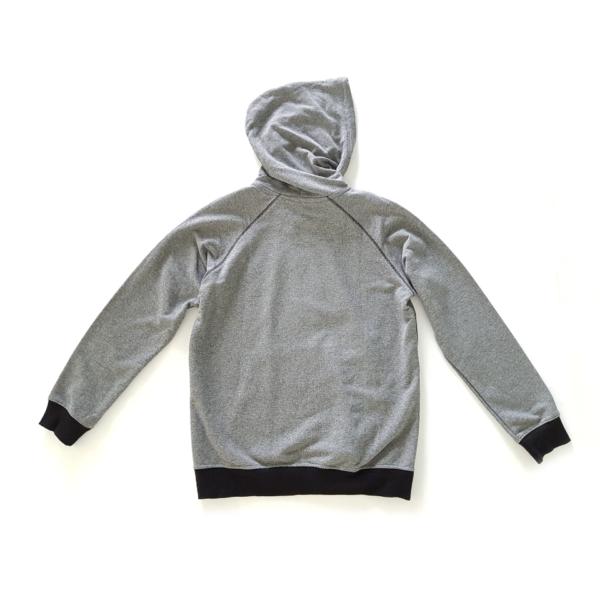 79th hoodie 79ers black/grey 2