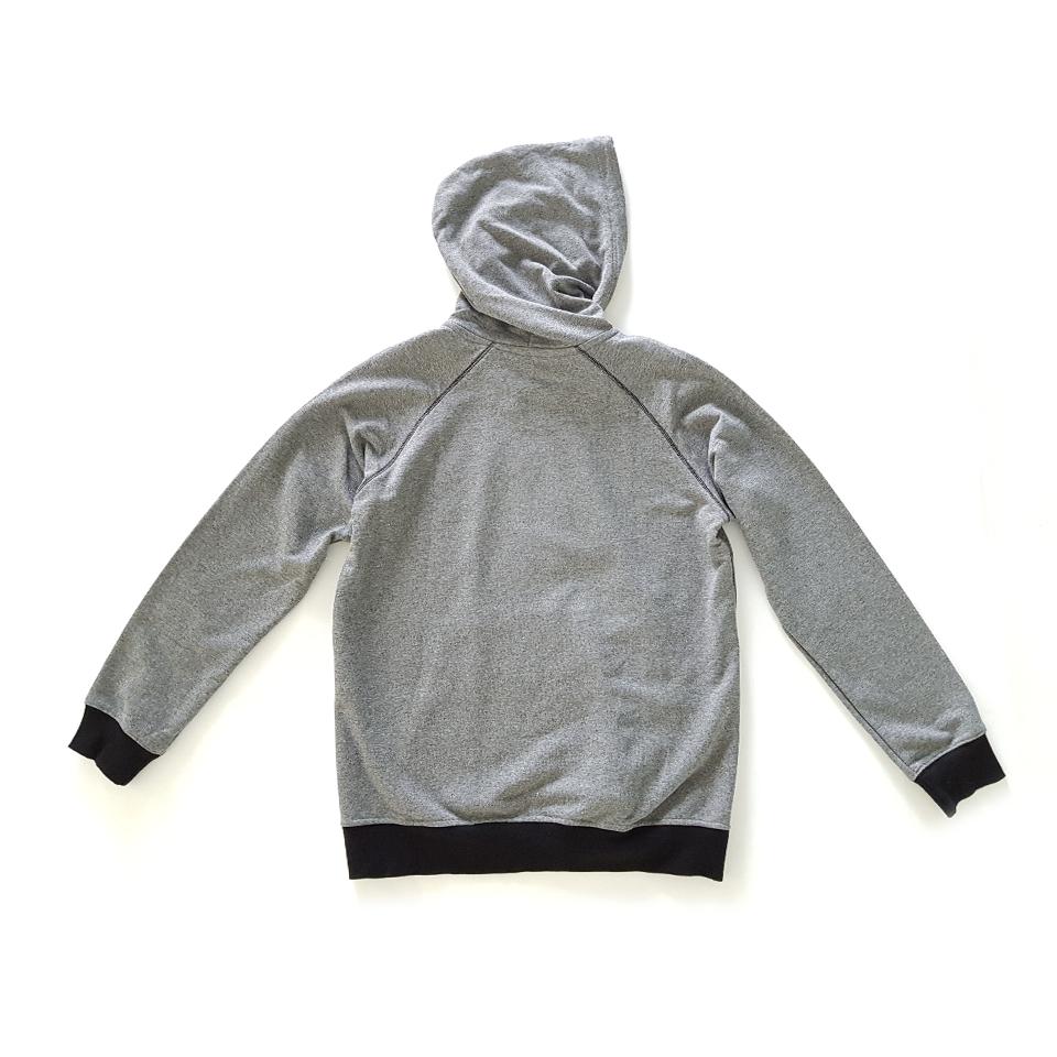 79th hoodie 79ers black/grey