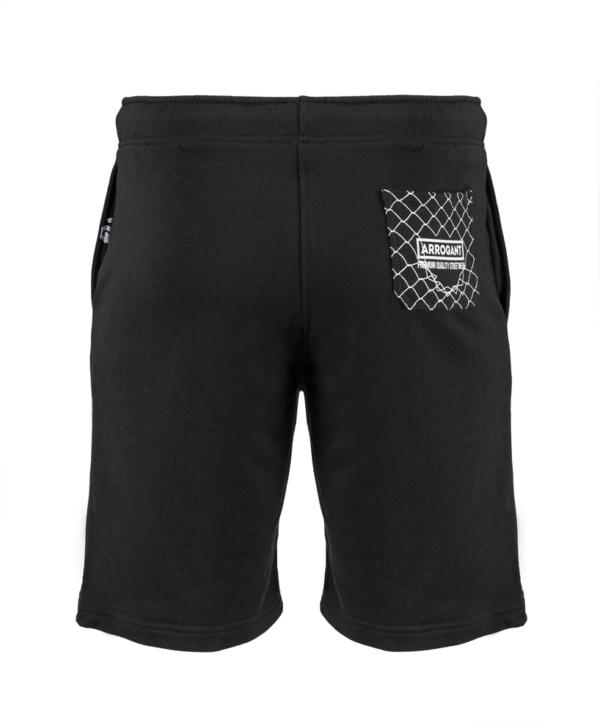 shorts-arrogant-logo-fence-black (1)