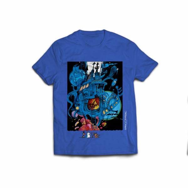 Nerwosolek-tee-blue